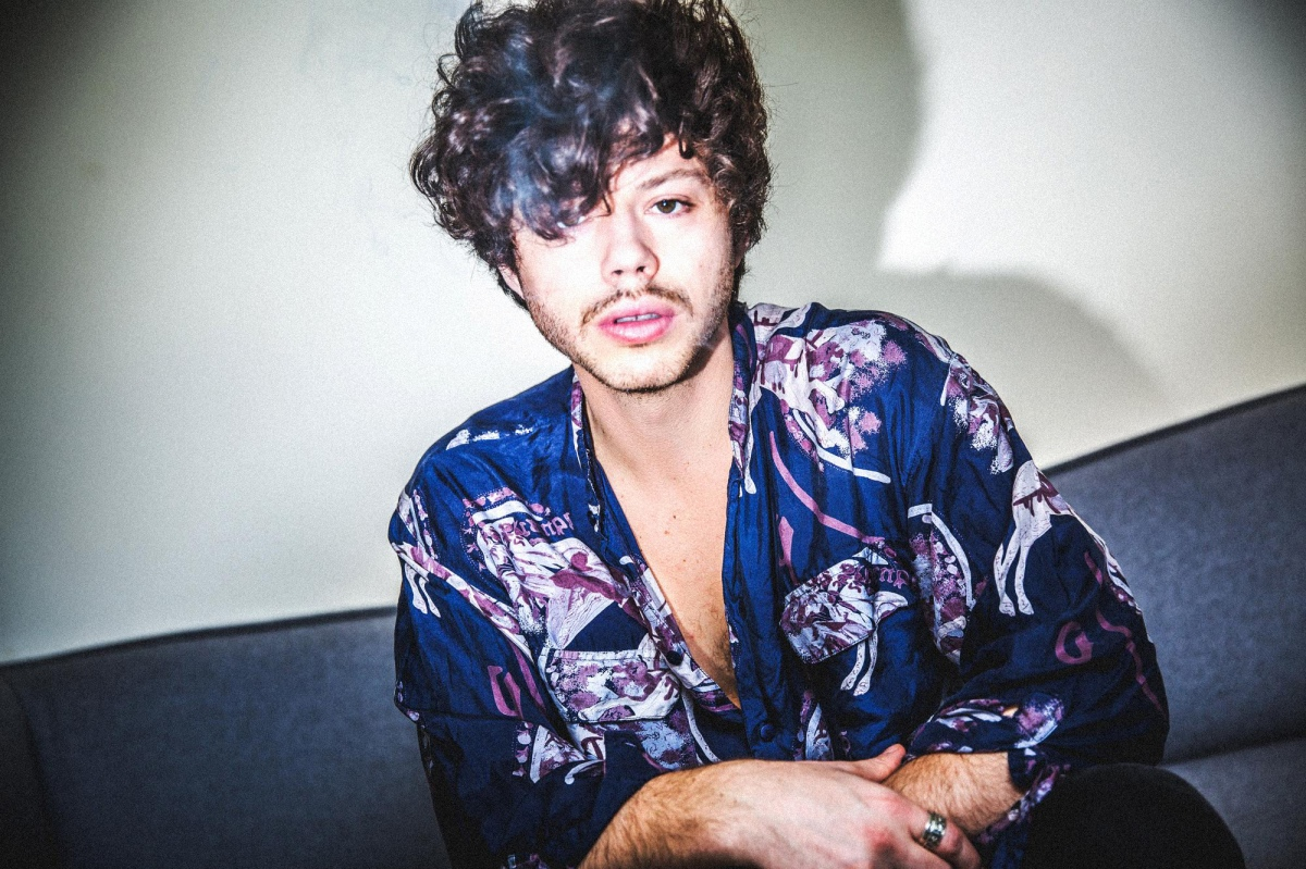 Premiere: WILLIAM. releases a stunning video to accompany his breakout single 'Blindside'