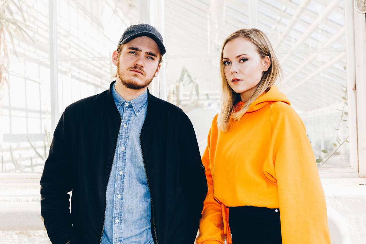 Chatterbox: ÅSN & Inga discuss working together, their rise in Norway, guilty pleasure and 'Glass'