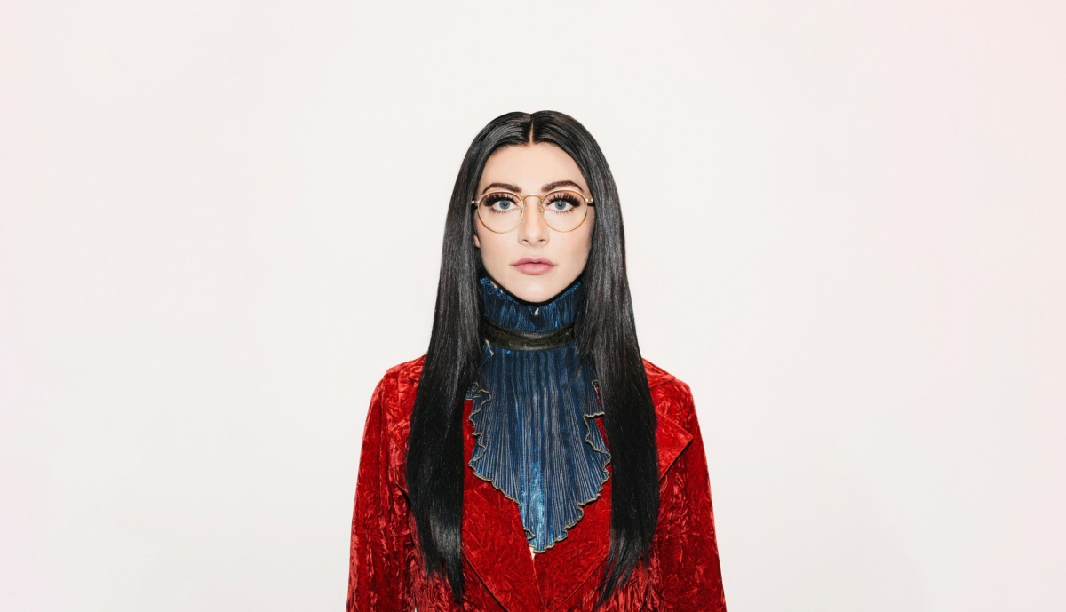 Chatterbox: Qveen Herby chats to us about her team, SADE IN THE 90'S, writing in gibberish and merch