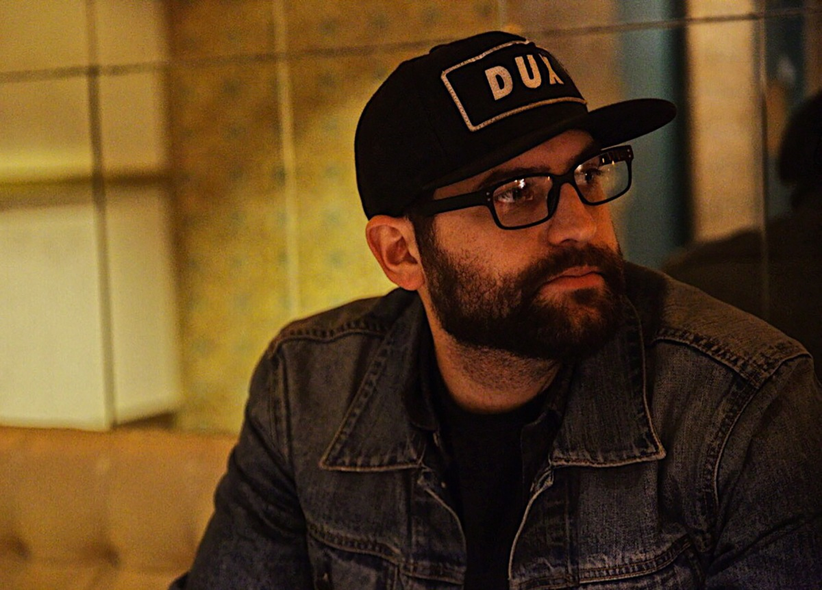 Chatterbox: We talk to DUX about 'Lady Of The Night', living in Los Angeles and his influences.