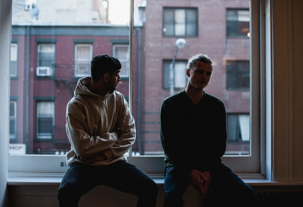 New York based production duo Memba have dropped their new track 'Flash' via CloudKid