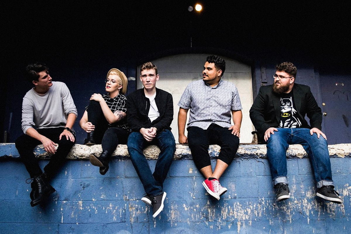 Indie-pop 5 piece Forstory release infectious debut single 'You Don't Get Me'