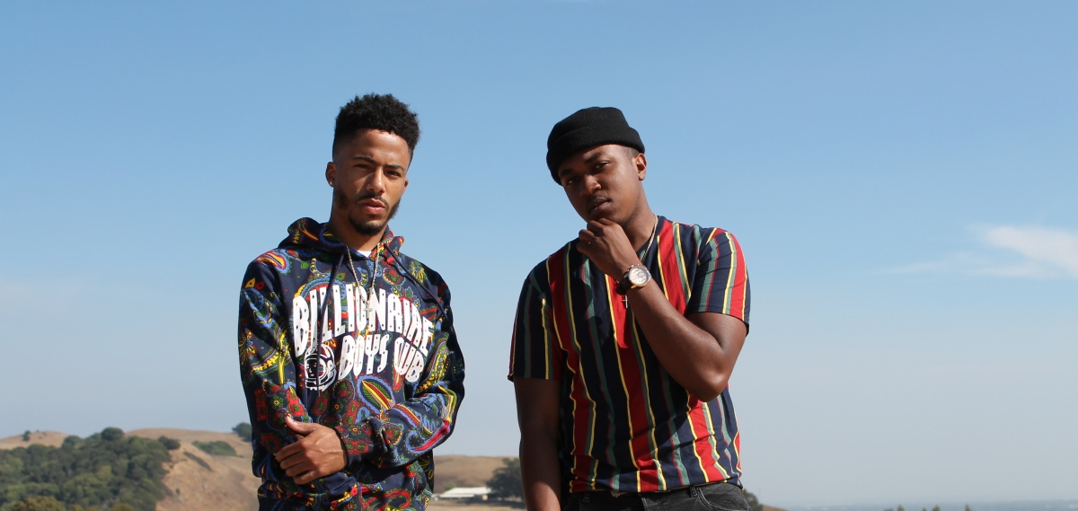 The Bay area's up-and-coming hip hop duo Bl3SS3D share their newest single 'Unstoppable'