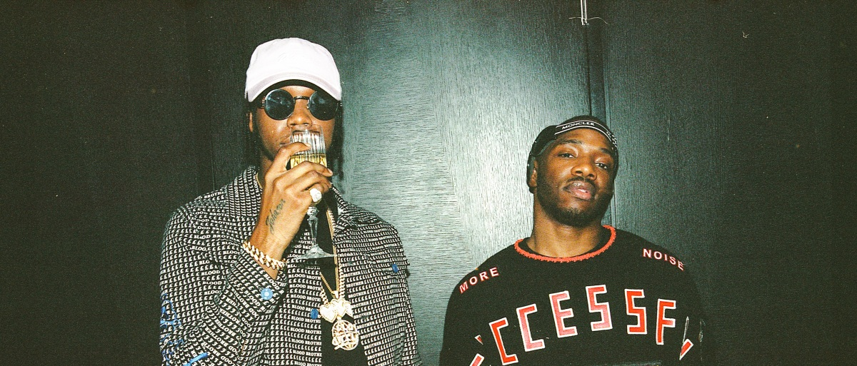 "London-based ""rap royalty"" Krept & Konan deliver a noughties-inspired track"